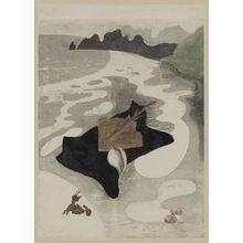 Sekino Jun'ichiro: Beach - Museum of Fine Arts