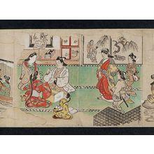 Sugimura Jihei: Pastimes of the Seasons - Museum of Fine Arts