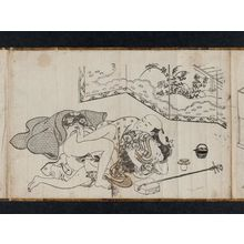 Nishikawa Sukenobu: Erotic Prints - Museum of Fine Arts