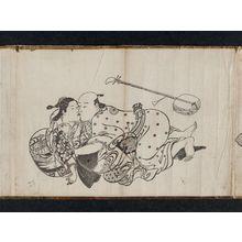 Nishikawa Sukenobu: Erotic Prints - Museum of Fine Arts