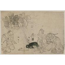 Katsukawa Shun'ei: Japanese print - Museum of Fine Arts