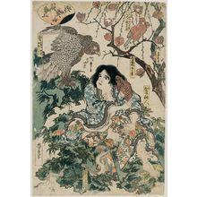 Utagawa Hiroshige: The chinese Immortal