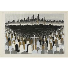 Sekino Jun'ichiro: Graveyard and New York - Museum of Fine Arts
