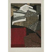 Sekino Jun'ichiro: Roofs of Florence - Museum of Fine Arts