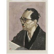 関野準一郎: Portrait of Hinatsu Konosuke (1890–1971) - ボストン美術館