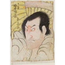 Katsukawa Shuntei: Actor Bandô Mitsugorô as Dainichibô - Museum of Fine Arts