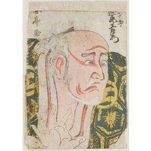 勝川春亭: Actor - ボストン美術館