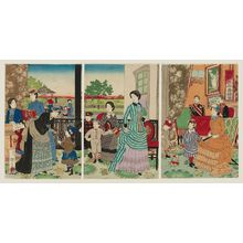 Inoue Yasuji: Illustration of Royal People's Lifestyle - Museum of Fine Arts