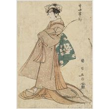 歌川国政: Actor Nakayama Tomisaburô - ボストン美術館