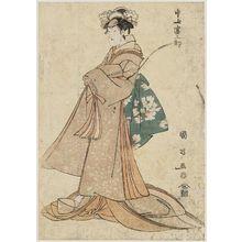 Utagawa Kunimasa: Actor Nakayama Tomisaburô - Museum of Fine Arts