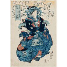 Keisai Eisen: Kogiku - Museum of Fine Arts