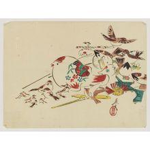 Shibata Zeshin: Bird Toys - Museum of Fine Arts