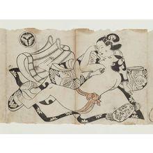 鳥居清信: Erotic Prints - ボストン美術館