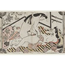 Sugimura Jihei: Erotic Prints - Museum of Fine Arts