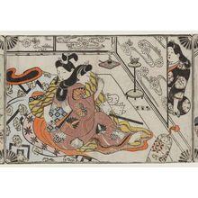 杉村治兵衛: Erotic Prints - ボストン美術館