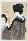 Ito Shinsui: Kuro-eri (Black Collar) - Minneapolis Institute of Arts