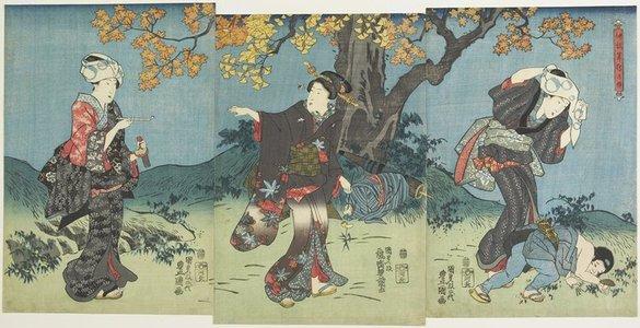 Utagawa Kunisada: