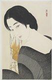 朝井清: After the Bath - ミネアポリス美術館