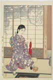 Kasamatsu Shiro: Tea Ceremony in Early Spring - Minneapolis Institute of Arts