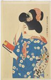 Ito Shinsui: Hand Mirror - Minneapolis Institute of Arts