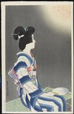 Ito Shinsui: Firework - Minneapolis Institute of Arts