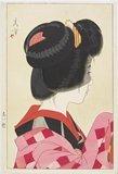 Yamakawa Shu_ho_: Red Collar - ミネアポリス美術館