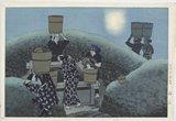 Ito Shinsui: After Rain - Minneapolis Institute of Arts