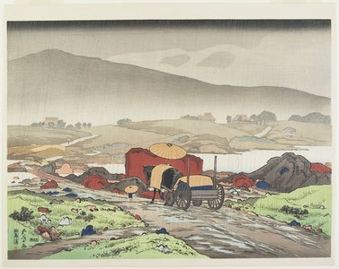 Hashiguchi Goyo: Yaba Valley - Minneapolis Institute of Arts