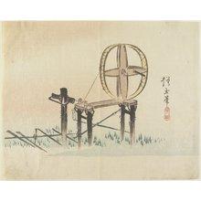 Yamada Ho_gyoku: (Spinning Wheel) - ミネアポリス美術館