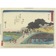 Utagawa Hiroshige: Yokkaichi - Minneapolis Institute of Arts