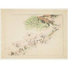 柴田是眞: Mountain Cherry Blossoms - ミネアポリス美術館