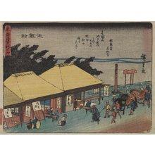 歌川広重: Chiryu - ミネアポリス美術館