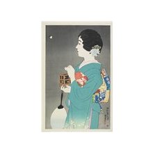 Ito Shinsui: Catching Fireflies - Minneapolis Institute of Arts