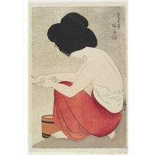 Ito Shinsui: After the Bath - Minneapolis Institute of Arts