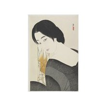 Asai Kiyoshi: After the Bath - Minneapolis Institute of Arts