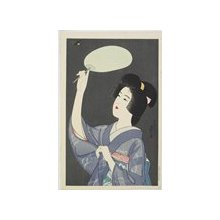 Ito Shinsui: Firefly - Minneapolis Institute of Arts