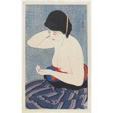 Ito Shinsui: Makeup - Minneapolis Institute of Arts