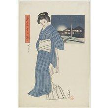 石井柏亭: Shibaura - ミネアポリス美術館