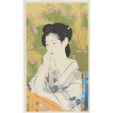 Hashiguchi Goyo: At a Hot Springs Inn - Minneapolis Institute of Arts