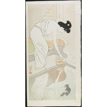 Hashiguchi Goyo: Woman at the Hot Springs - Minneapolis Institute of Arts