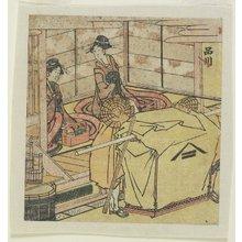 葛飾北斎: Shinagawa - ミネアポリス美術館
