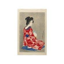 鳥居言人: Kimono Underwear - ミネアポリス美術館