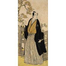 勝川春好: Ichikawa Monnosuke II - ミネアポリス美術館