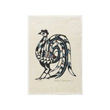Watanabe Sadao: (Rooster) - Minneapolis Institute of Arts