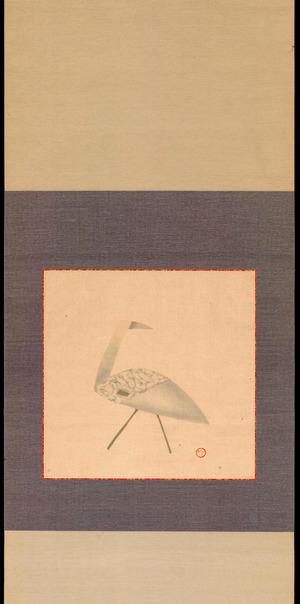 Asano Takeji: Bird - 鳥図 (1) - Ohmi Gallery