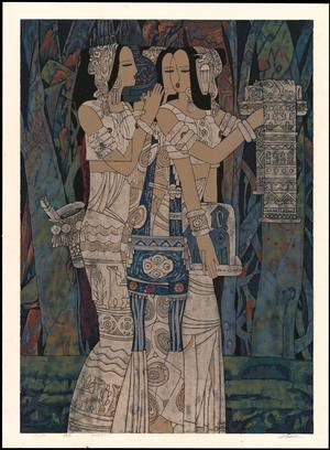 Chen Yongle: Tomb Sweeping - Ohmi Gallery