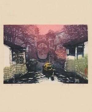 Chou, Xing-Hua: Suzhou Scenery No. 42 - Ohmi Gallery