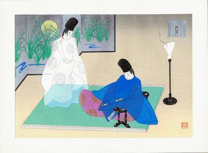 前田政雄: Chapter 37- The Flute - 横笛 - Ohmi Gallery