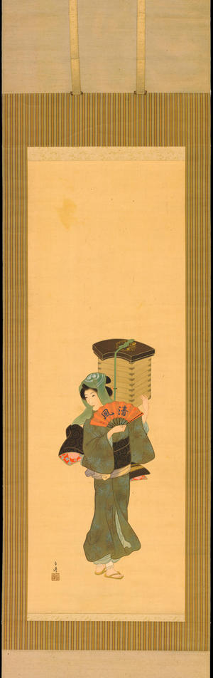 Hakuho, Hirano: Sweet Sake Vendor - Ohmi Gallery