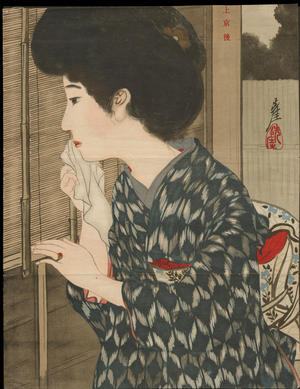 Igawa Sengai: Behind the Screen (1) - Ohmi Gallery